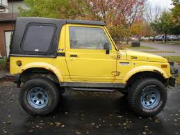 suzuki samurai 1992 suzuki samurai information and photos zombiedrive
