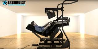 ergonomic lay down desk we tested out the ergoquest zero gravity chair business insider