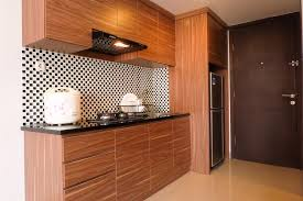 fully furnished studio apartment near mt haryono and halim by