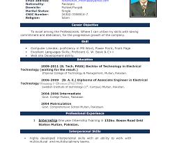 cv format for freshers bcom pdf editor resume cv exles clariss online formats format sle template