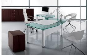 Modern Glass Executive Desk Outstanding Wonderful Modern Glass Office Desk Office Modern