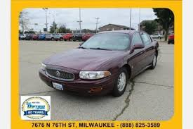 Used Tires Milwaukee Area Used Buick Lesabre For Sale In Milwaukee Wi Edmunds