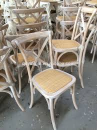 wedding chairs wholesale white cross back chairs and table best home chair decoration