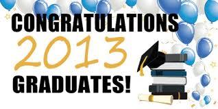 congratulations graduation banner vinyl banners and school