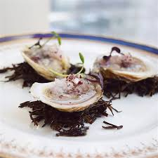 mignonette cuisine oysters with chagne mignonette sauce recipe by gaylequan
