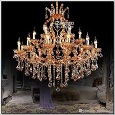 Maria Theresa 6 Light Crystal Chandelier High Quality Maria Theresa Crystal Chandelier Light Large Crystal