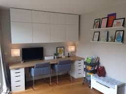 Ikea Office Desks For Home Pinterest Home Office Ideas Home Design Image Ideas Office