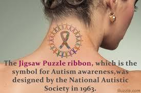 9 very powerful autism awareness tattoo design ideas