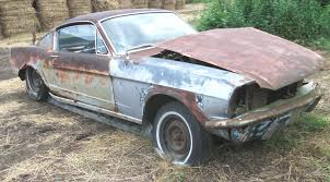 mustang fastback 1965 one sad pony 1965 mustang fastback