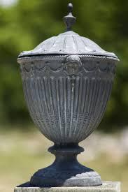 english lead adam style lidded urn manon