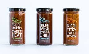 Zinging by Spice Mama Classic Indian Chili Sauces With A California Twist