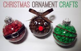clear christmas ornaments christmas ornament craft with m m s food crafts and family