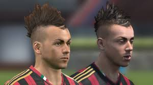 fifa 14 all hairstyles fifa 14 vs pes 14 head to head faces 3 angles view ac milan