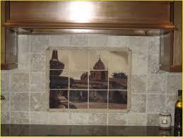 kitchen tile murals backsplash best of marble tile murals