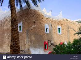 traditional house in the old town of ghadames unesco world