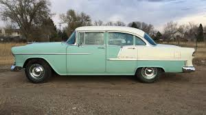 another 4 door 1955 chevrolet bel air