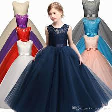 party wear dress 2018 girl party wear dress 2017 new designs kids children wedding