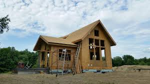 micro cottage timber frame home designs micro timberbuilt