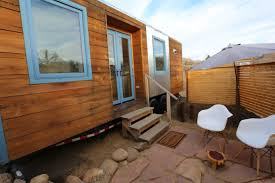 Tiny House France by Interview With Neha About Her Tranquil Taos Tiny House