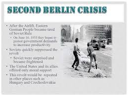 second berlin below is a link to the suez canal and six day war powerpoint ppt