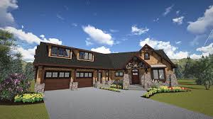 plan 18264be small and flexible mountain cottage plan house