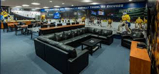 merrimack college hockey locker rooms channel building company