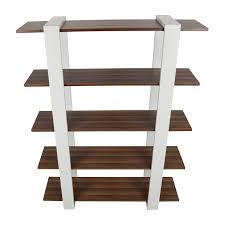 Bookshelves Overstock 60 Off Ikea Tall Shelf And Drawer Set Storage