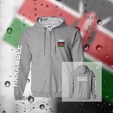Kenya Flag Clothing Kenya Mens Hoodies And Sweatshirt Jerseys Polo Sweat New