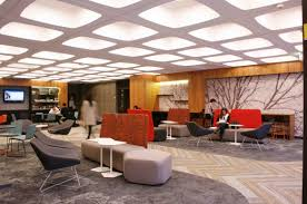 Interior Design Certificate Nyc by Cool Water Dark Tiles Highlight Superior 110s Designer Lobby 110