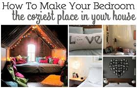 how to make your room cool 15 ways to make your bedroom the coziest place in your house