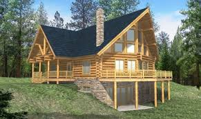 Cabin Style Home Plans Log Cabin Style Home Plans Home Plan