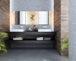 Laminate Tile Flooring For Bathroom Bathroom Modern Bathroom Furniture Sets Awesome Gray Concrete