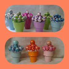 lollipop bouquet connie s creations icecream cone lollipop bouquet online store