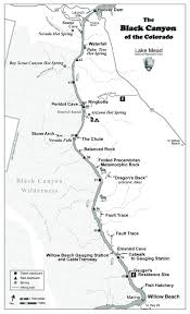 Kingman Arizona Map by Black Canyon Hoover Dam To Willow Beach U2022 Kayak U2022 Arizona