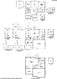 Richmond American Floor Plans Donovan Floor Plan At Old Dominion Greens