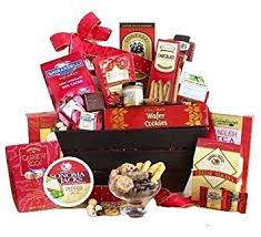 gourmet gift basket deluxe large gourmet food and snacks gift basket