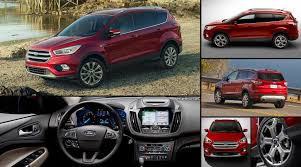 Ford Escape Suv - ford escape 2017 pictures information u0026 specs