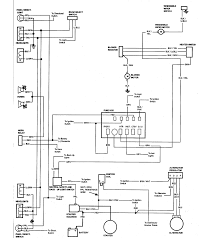 wiring diagrams 59 60 64 88 el camino central forum chevrolet
