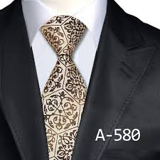 new years ties new s fashion accessories floral tie classic silk neck tie