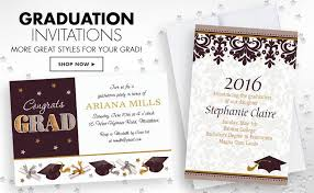 create your own graduation announcements graduation invitations cloveranddot