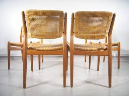 rattan dining room chairs ebay rattan dining chairs that are chic for your rooms gosiadesign com