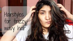 curly haircuts for long hair heatless and easy hairstyles for frizzy or wavy hair youtube