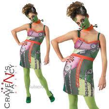 Frankie Halloween Costume Bride Frankenstein Costume Ebay