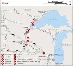 Lacrosse Wisconsin Map by Rock Climbing Minnesota And Wisconsin Mike Farris