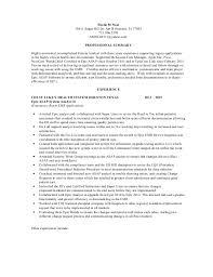 system analyst resume s system analyst resume