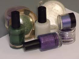 diy make your own nail polish w eyeshadow in 5 minutes youtube