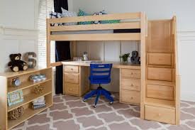Long Desk With Drawers by Our Popular