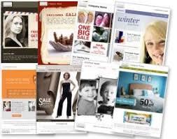 25 belas ideias de free email newsletter templates no pinterest