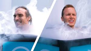 frozen in liquid nitrogen louis vs jerome youtube