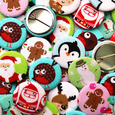 christmas badges for children by jenny arnott cards u0026 gifts